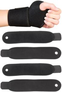 4bandages pour poignet taille universelle