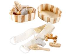 12 accessoires naturels pour le bain