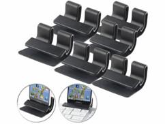6 supports universels de smartphone pour clavier d'ordinateur