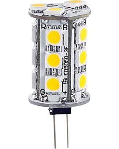 Ampoule 18 LED SMD G4 blanc neutre