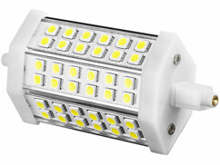 Ampoule 36 LED SMD High-Power R7S blanc chaud