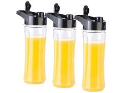 3 bouteilles supplémentaires pour Blender BR-600