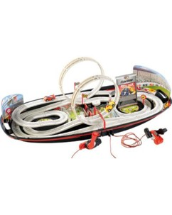 Circuit de course dynamo transportable