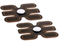 2 électrostimulateurs EMS à 6 électrodes EM-260