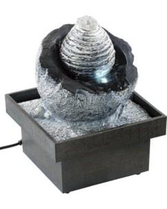 Fontaine lumineuse 'Jeux d'eau'