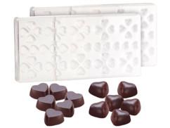 2 moules à chocolat - Petits Coeurs