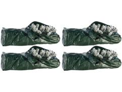 4 sacs de rangement pour sapins de Noël artificiels