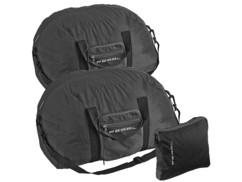 2 sacs de voyage ou de sport pliable - 63 L