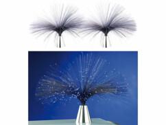 """2 lampes en fibre de verre """"Lounge 80"""" avec variateur de couleurs LED"""
