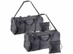 2 sacs de voyage/sport pliables - 58 L