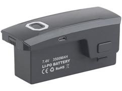 Batterie de rechange 3500 mAh pour quadricoptère GPS GH-250.fpv
