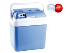 Glacière électrique isotherme chaud / froid - 24 litres