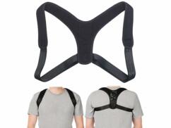 Harnais correcteur de posture dorsal, taille ajustable