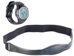 Montre fitness étanche avec ceinture pectorale