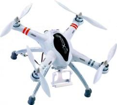 Pack drone ''QR-X350.PRO'' avec Télécommande DEVO-7