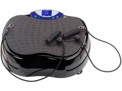 Plateforme à vibrations 3D WBV-600.3D avec extenseurs