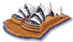 Puzzle 3D Opéra de Sydney