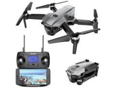 Quadricoptère GPS connecté avec caméra 4K : GR-250.fpv