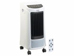 rafraichisseur d'air avec fonctions chauffage reversible et ventilateur avec telecommandes et roulettes LW-580 sichler