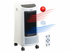 Rafraîchisseur d'air réversible 4en 1 avec ventilation & chauffage LW-580