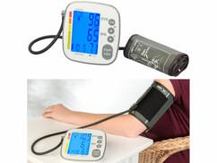 Tensiomètre-brassard à écran LCD et 500emplacements de sauvegarde