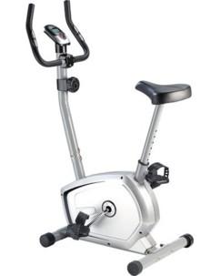 Vélo d'appartement avec mesure du rythme cardiaque et frein magnétique