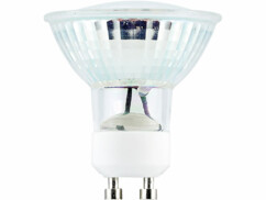 Ampoule 39 LED SMD GU10 2,5 W 240 Lm -  blanc neutre