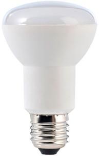 Ampoule LED avec réflecteur, 8 W, E27 - Blanc Chaud