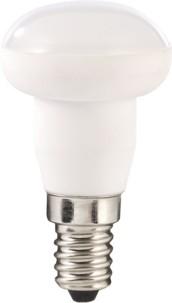 Ampoule LED en céramique, 4 W, E14 - Blanc Chaud