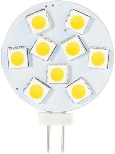 Ampoule LED SMD à culot G4 - Blanc - 1,8 W