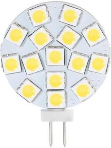 Ampoule LED SMD à culot G4 - Blanc - 3 W