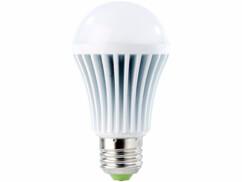 Ampoule LED SMD E27 6W - blanc