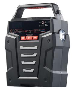 Batterie nomade 75 Ah & convertisseur solaire avec prises 230 V/12 V/USB HSG-750