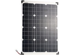 Panneau solaire mobile monocristallin 50 W