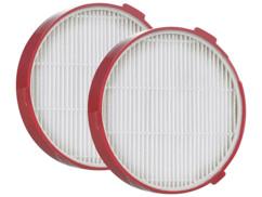 2 filtres de rechange pour aspirateur cyclonique sans fil BHS-550.ak.