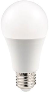 Ampoule LED 10 W E27 haute efficience énergétique - blanc chaud