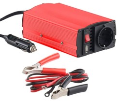 Convertisseur 12 V / 220 V - 300 W