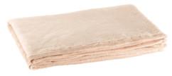 couverture en microfibre beige 200 cm en polyester wilson gabor