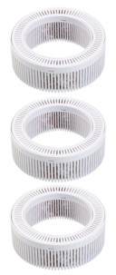 3 filtres de rechange pour ioniseur d'eau WI-200