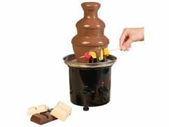 Fontaine à chocolat à 2 niveaux - 275 W
