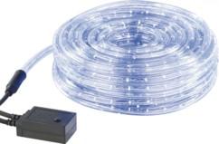 Guirlande à LED étanche IP44 (20 m) - Bleu