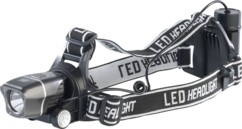 Lampe frontale avec LED Cree High-Power, 5 W
