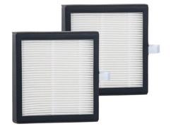 Lot de 2 filtres HEPA supplémentaires pour déshumidificateur LFT-250.app