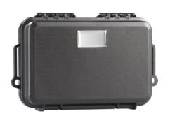 Mini valise technique étanche, 215 x 133 x 52 mm (0,8 L)