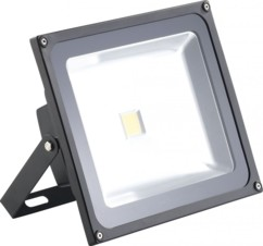 Projecteur LED étanche IP65 - 50 W - Blanc