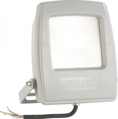 Projecteur LED pour extérieur - 10 W - Blanc