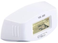 tete de rechange pour epilateur a lumiere pulsee 100000 impulsions zones sensibles