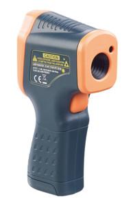 thermometre sans contact de chantier avec application bluetooth pour relevés temperature batiment agt