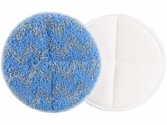Deux patchs d'essuyage pour aspirateur et polisseuse BLS-270 (NX4834).