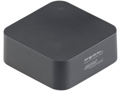 boitier de controle connecté alexa google pour appareils infrarouge tv television chauffage radiateur chaine hifi radio